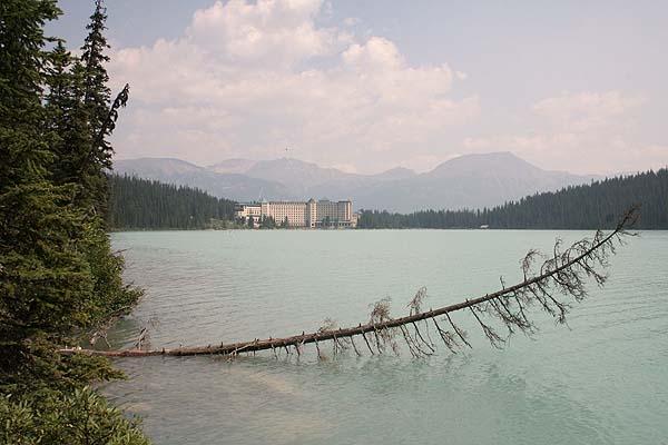 Lake Louise mit dem Chateau