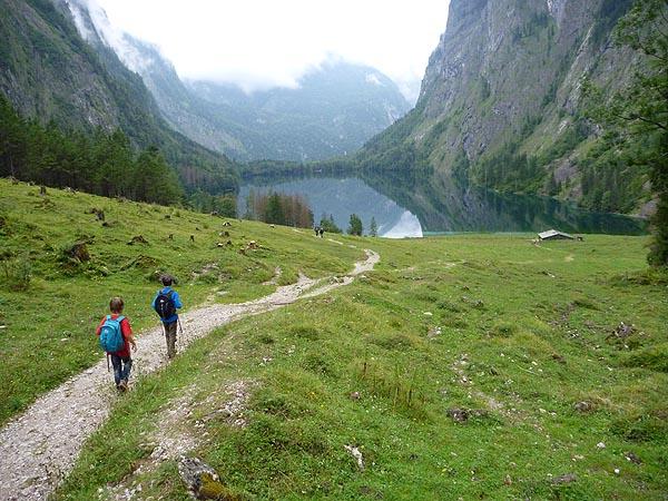 Wie motiviere ich die Kinder zum Wandern?