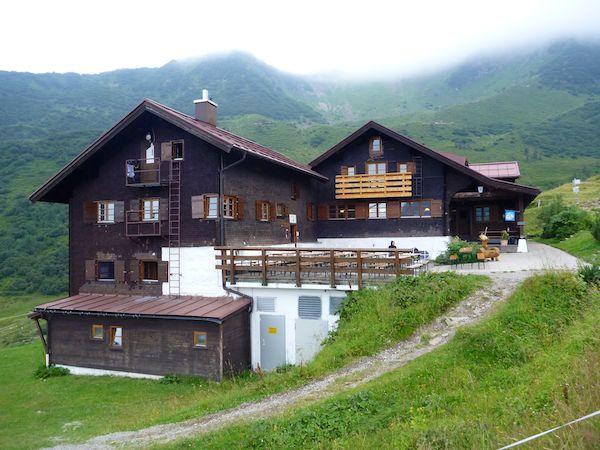 Die Schwarzwasserhütte