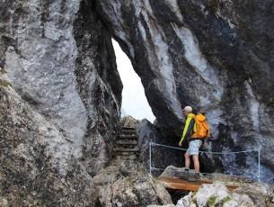 Der Gregory Alpinisto in seiner natürlichen Umgebung