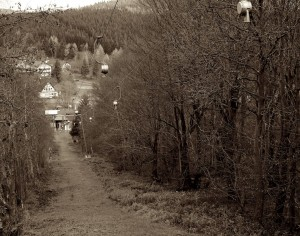 Skilift im Sauerland