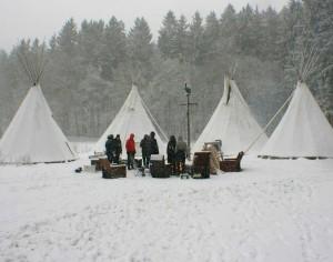 Winter Camp der Abenteuerschmiede (Foto: Abenteuerschmiede)
