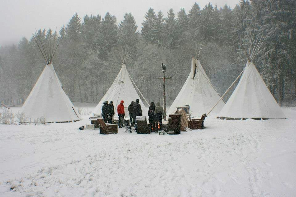 Winter Camp der Abenteuerschmiede