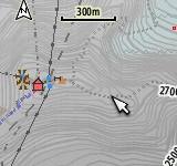 Darstellung OSM Karte auf GPSmap 64s