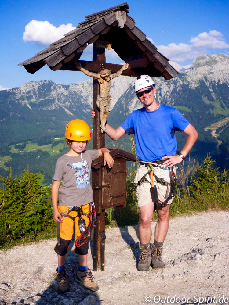 Am Gipfel - Stolz wie Bolle - Beide
