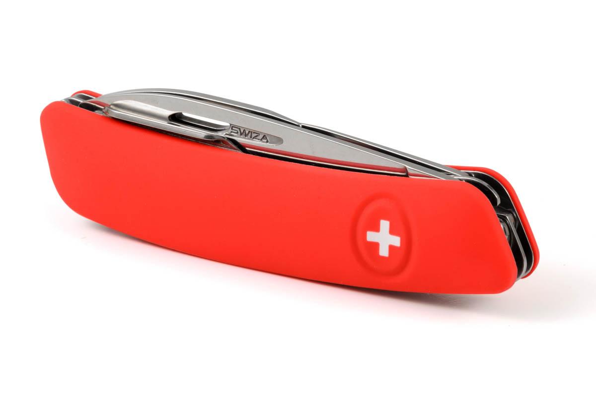 Schweizer Taschenmesser von Swiza - Foto: swiza-shop.de