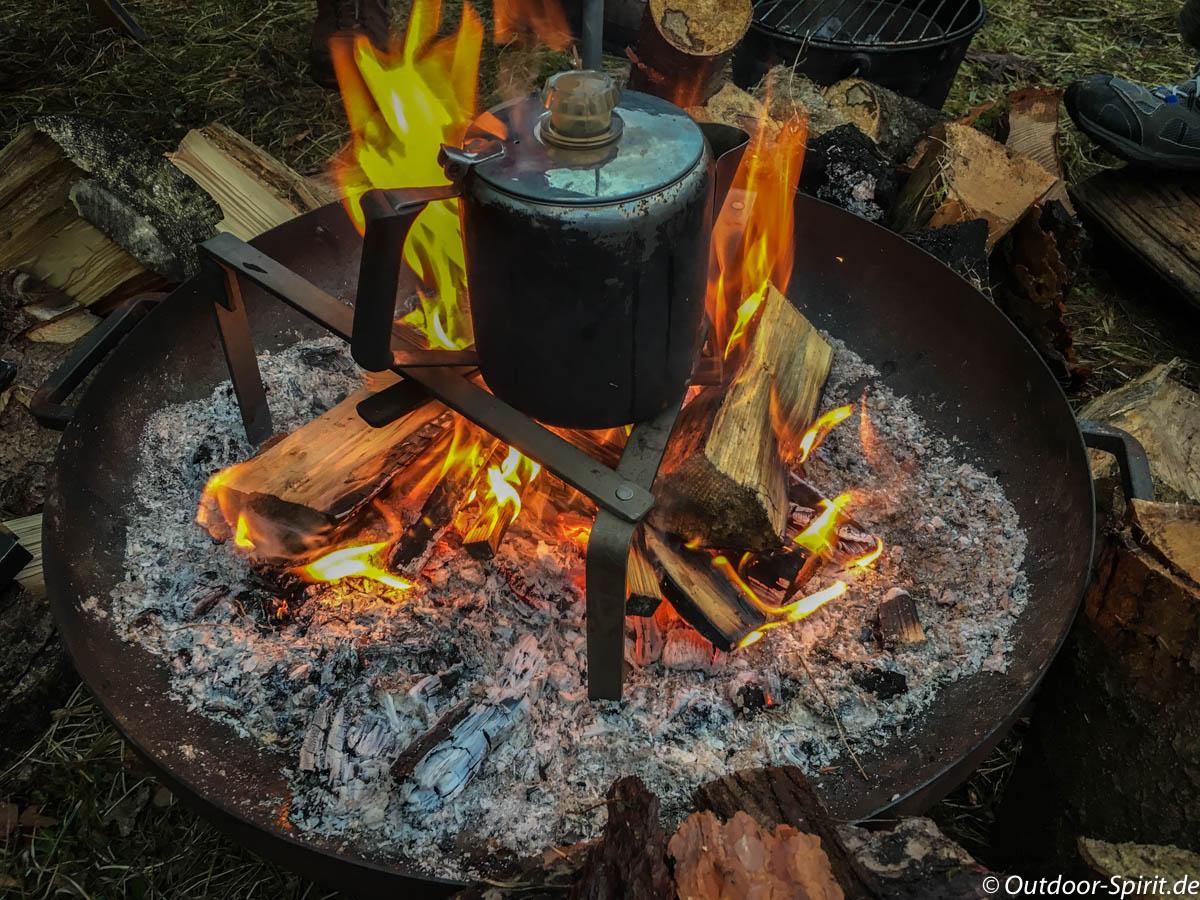 Diese Nächte am Lagerfeuer