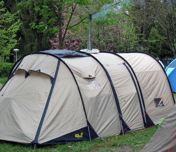 Zelt Mit Kamin : Zelt mit heizung outdoor spirit