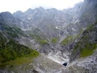 Watzmann Ostwand und die Eiskapelle