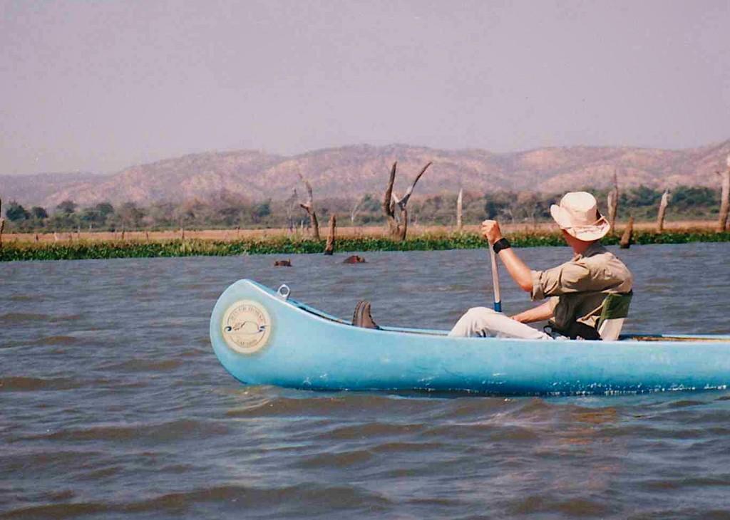 Auf dem Zambezi (1996)
