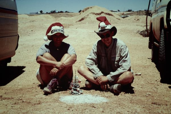 Weihnachten im Outback