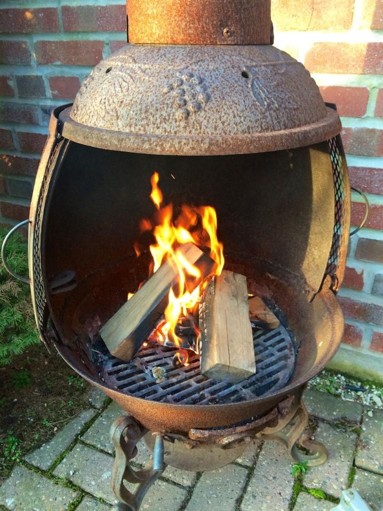 Zack - das Feuer brennt