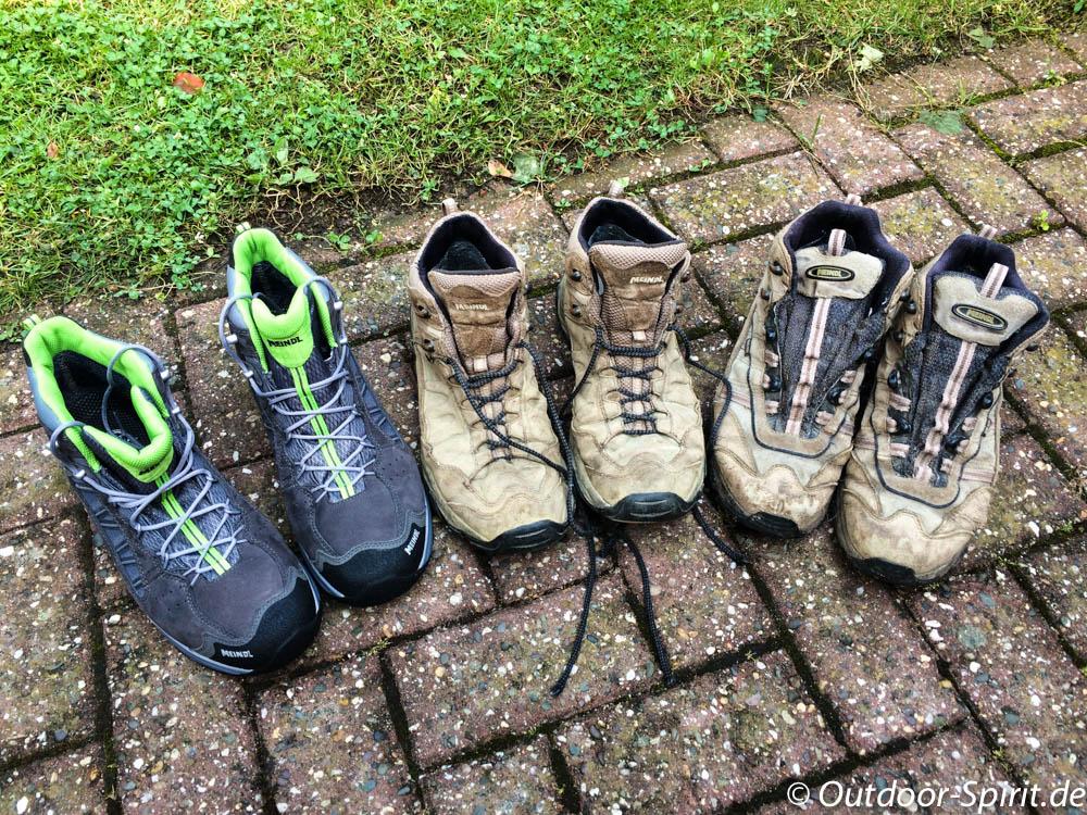Meindl Leicht-Wander-Schuhe