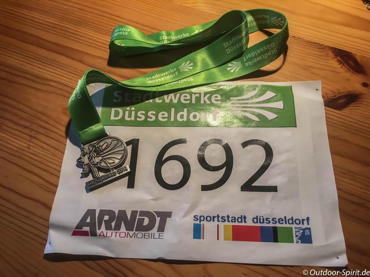 Der Halbmarathon zum Kölauf 2016