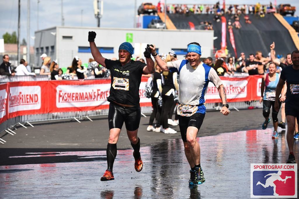 Strongmanrun Finisher