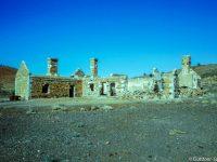 Ruinen einer alten Telegraphenstation