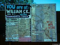 You are at William Creek