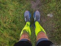 Falsches Wetter, falsche Schuhe oder falsches Gelände