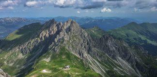 Die Fiderepasshütte