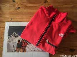 The North Face Ultrawick Fleece