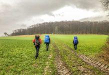 Wander bei Mistwetter