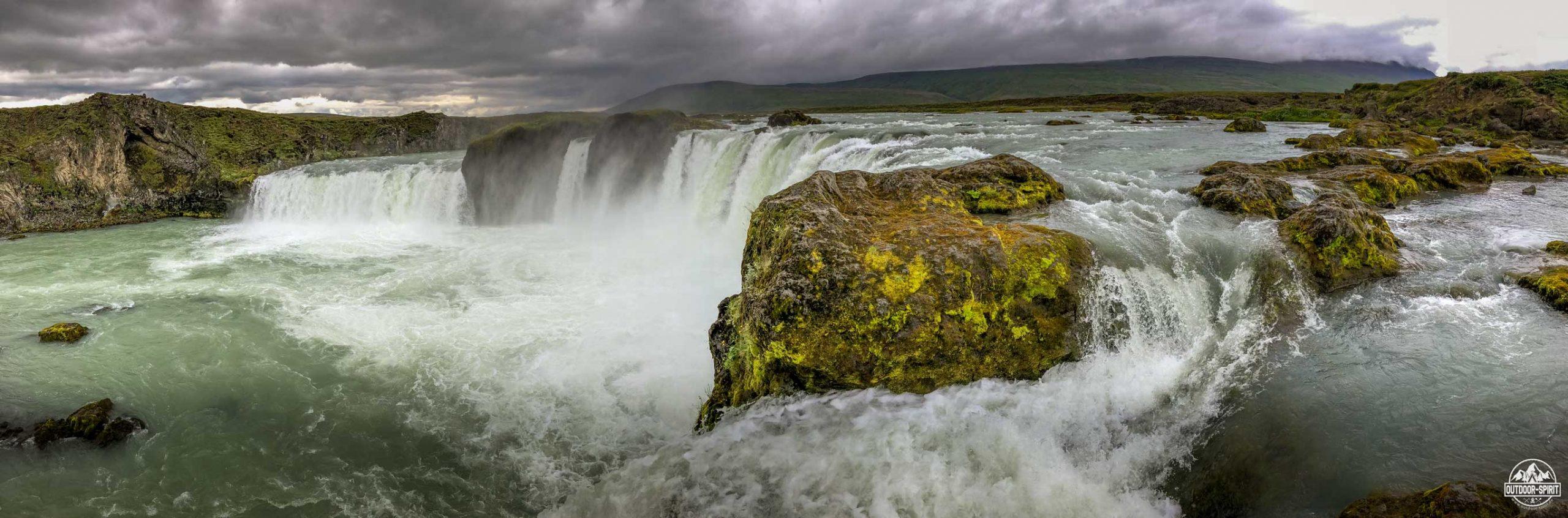 Der Goðafoss