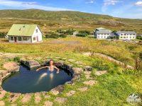 Guðrúnarlaug hot spring
